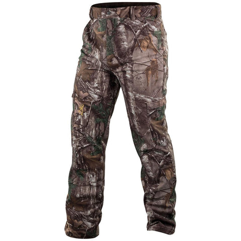 Browning Wasatch Soft Shell Pants Realtree Xtra Large