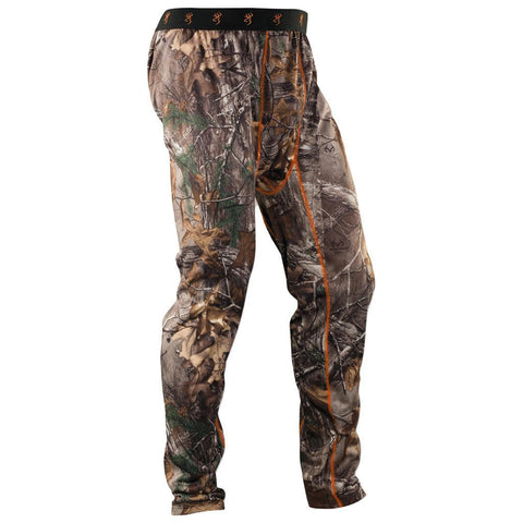 Browning Base Layer Pants Midweight RT Xtra 2X-Large