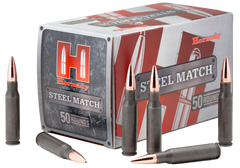 Hornady 80274 Match 223 Remington/5.56 NATO Hollow Point 55 GR 50Box/10Case
