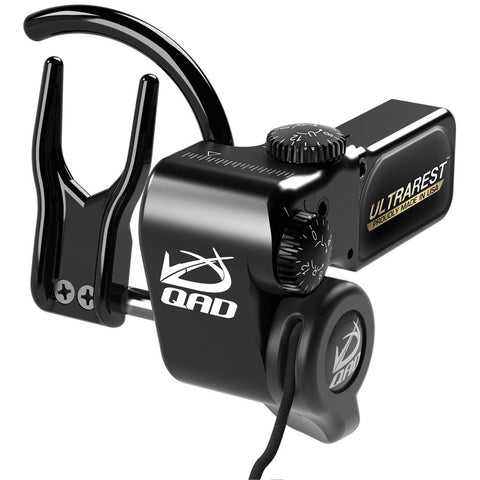 QAD UltraRest MXT Black RH