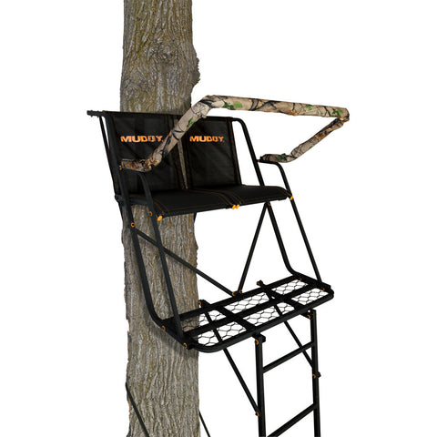 Muddy Side Kick Ladder Stand 16 ft.