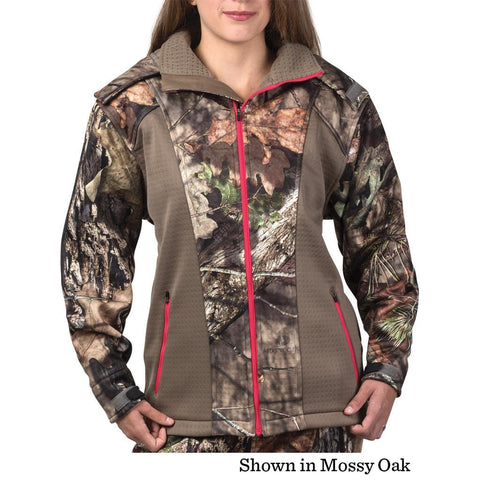 10X Womens Lockdown Jacket Realtree Xtra Small