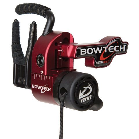 QAD Bowtech Ultrarest Red RH