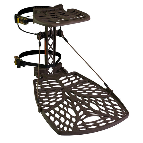 Advanced Treestand s2 Hang On Brown