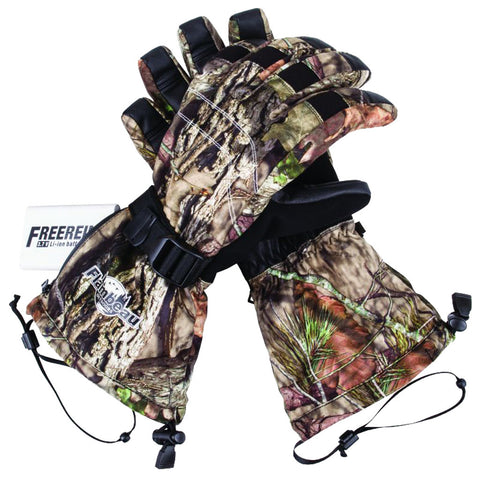 Flambeau Heated Gloves Mossy Oak Country Small