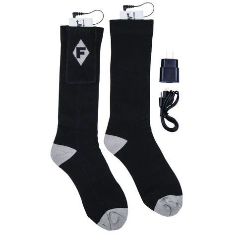 Flambeau Heated Socks Medium