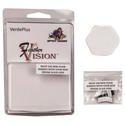 Feather Vision VerdePlus Spot Hogg Large Guard 2X