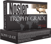 Nosler 60053 Trophy 308 Win/7.62 NATO 165 GR Partition 20 Bx/10 Cs Brass