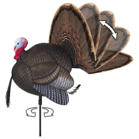 MAD Spin-N Strut Turkey Decoy