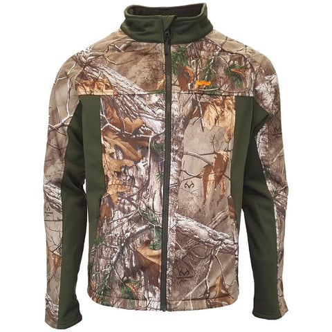 Walls Legend Softshell Jacket Realtree Xtra Large