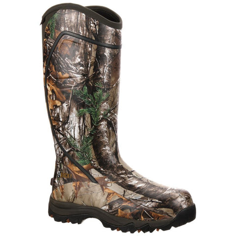Rocky Core Rubber Boot 1600g Realtree Xtra 8