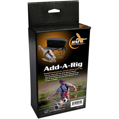 Reel Motion Add-A-Rig Kit