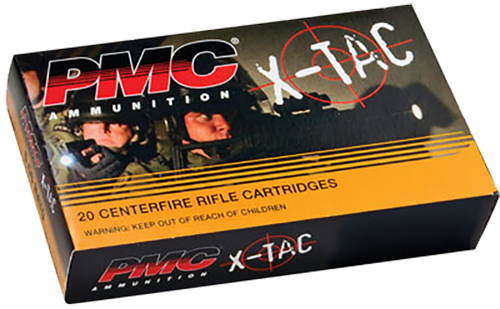 PMC 556K X-Tac 5.56 NATO LAP 62 GR 20Box/50Case