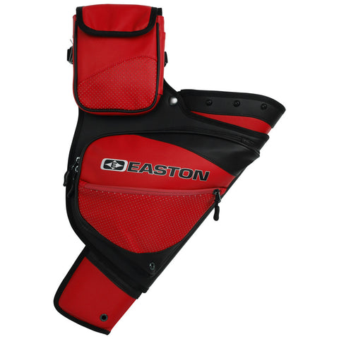 Easton Elite Hip Quiver Red LH