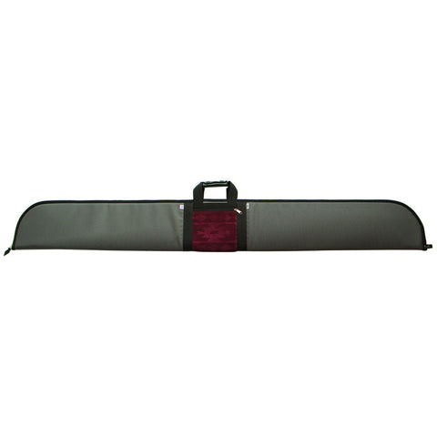 Neet NK-170 Recurve Bow Case Grey/Burgandy 70 in.
