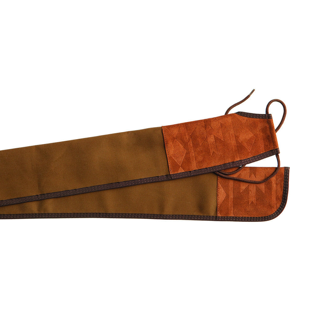 Neet T-RC-B Recurve Bow Case Brown 66 in.