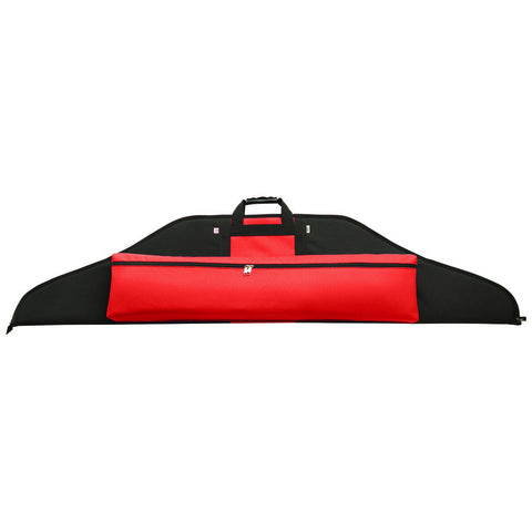 Neet NK-RC Recurve Bow Case Black/Red 66 in.