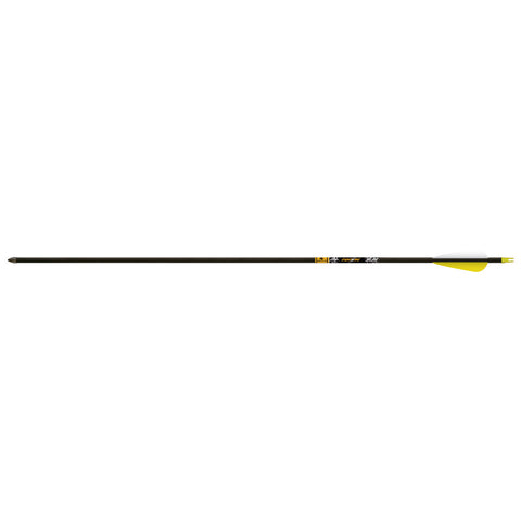 Gold Tip Lightning Arrows Black 2.5 in. Vanes 3 pk.