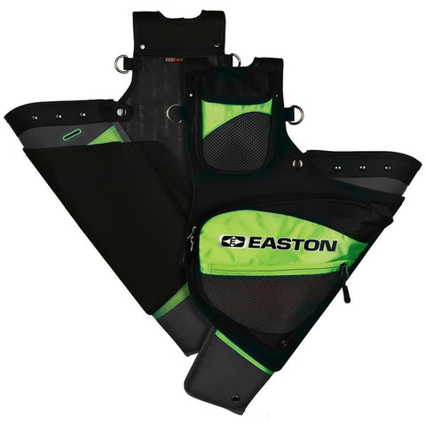 Easton Deluxe Hip Quiver Neon Green RH