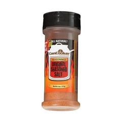 Can Cooker Seasoning Seasoned Salt