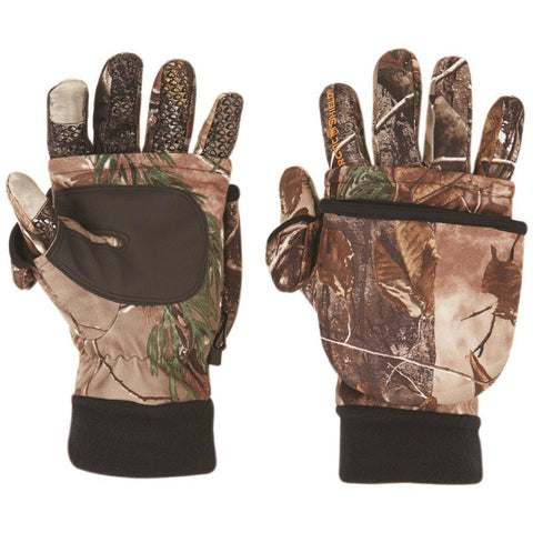Arctic Shield Tech Glove Realtree Xtra Large
