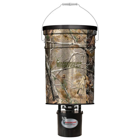 American Hunter Hanging Feeder Analog 50 lb. Capacity