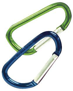 Outdoor Products - 6.0mm Carabiner Set