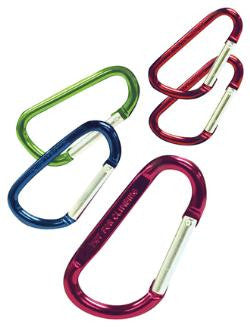 Outdoor Products - CARABINER MULTI PACK SET