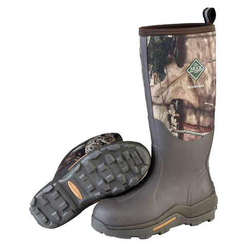 Muck Woody Max Boot Mossy Oak Country 10