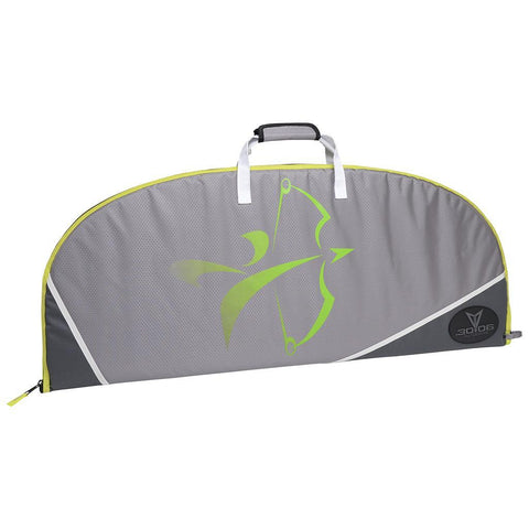 30-06 Freestyle Bow Case Green Acent 40 in.