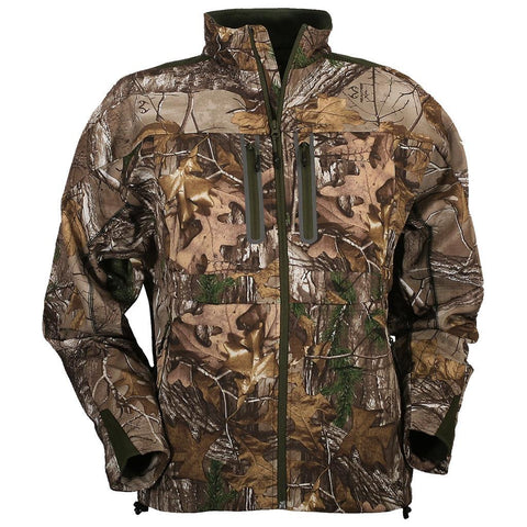 Gamehide Slam Seeker Jacket Realtree Edge Large