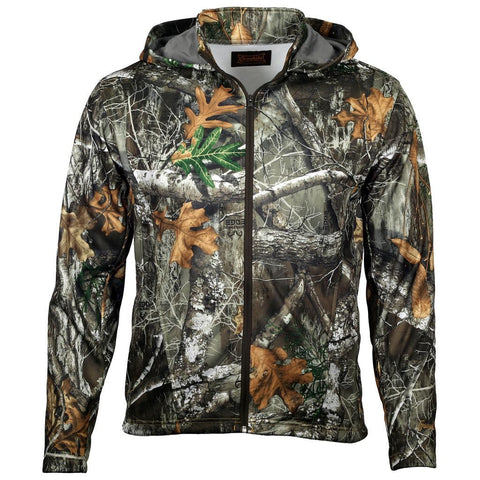 Gamehide Ridge Runner Jacket Realtree Edge Medium