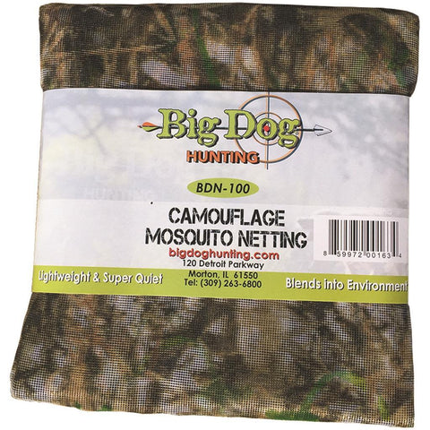 Big Dog Camo Netting