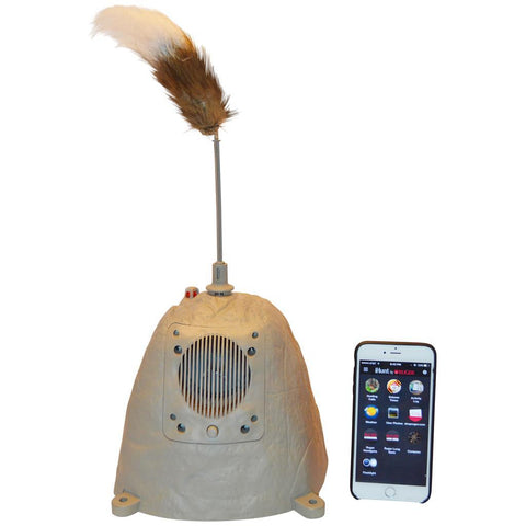 iHunt Bluetooth Predator Call and Decoy
