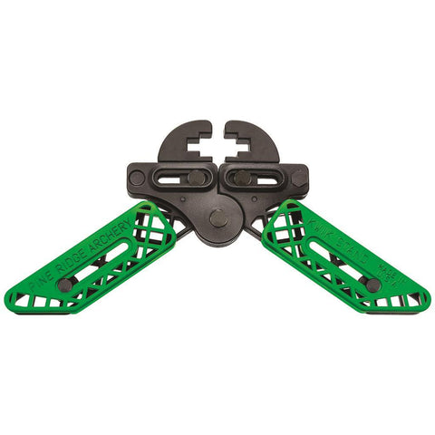 Pine Ridge Kwik Stand Bow Support Lime Green/Black