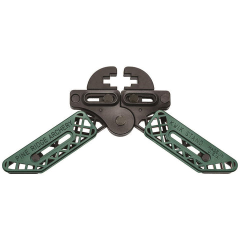 Pine Ridge Kwik Stand Bow Support Forest Green/Black