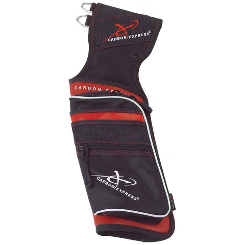 Carbon Express Field Quiver Red/Black RH