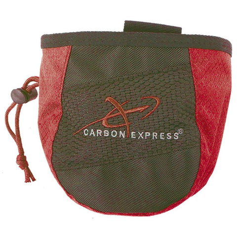 Carbon Express Release Pouch Red/Black