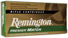 Remington Ammunition RM300AAC6 Premier Match 300 AAC Blackout/Whisper (7.62x35mm) 125 GR Open Tip Match 20 Bx/ 10 Cs
