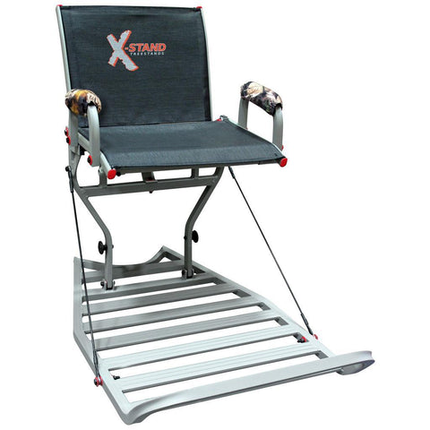 X-Stand The Jester Hang On Treestand Aluminum
