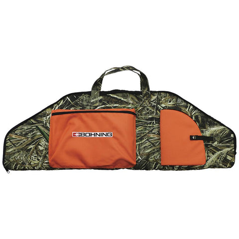 Bohning Standing Soft Case Camo/Neon Orange