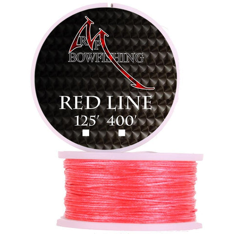 RPM Bowfishing Red Line 125 ft.