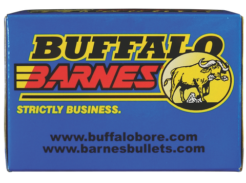 Buffalo Bore 40B/20 Rifle 30-06 Springfield Barnes Tipped TSX BT 168GR 20Bx/12Cs