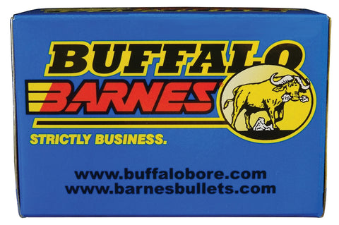 Buffalo Bore Ammunition 42B/20 Rifle 35 Whelen Barnes TSX 225 GR 20Box/12Case