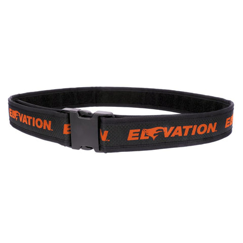 Elevation Pro Shooters Belt Orange 28-46in.