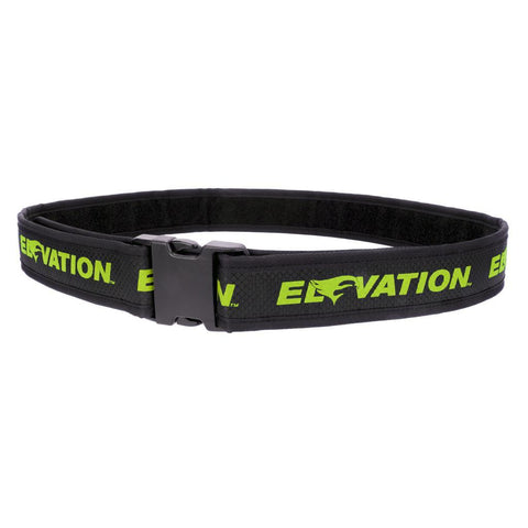 Elevation Pro Shooters Belt Green 28-46in.