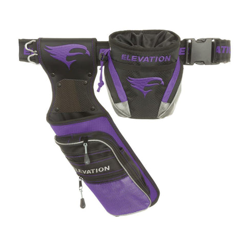 Elevation Nerve Field Quiver Package Purple RH