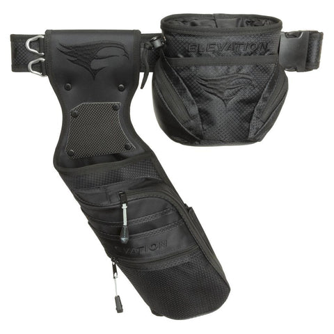 Elevation Nerve Field Quiver Package Black RH
