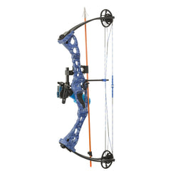 Fin Finder Poseidon Pro Bowfishing Bow Package w/Winch Pro Bowfishing Reel RH