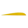 Gateway Feathers Yellow 5 in. RW 100 pk.